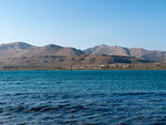 Pleistocene raised beaches (terraces) near Punta beach Lakonia, Greece  Olympus E-420 & Zuiko 12-60/2.8-4.0